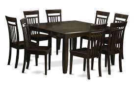 9 piece dining room table sets east west parfait 9 piece dining set u0026 reviews wayfair