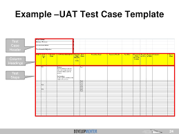 overview of user acceptance testing uat for business
