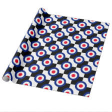 polka dot wrapping paper target target wrapping paper zazzle