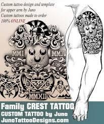family crest coat of arms masonic symbols