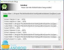 how to install android studio how to install android studio on windows 10 8 7 android