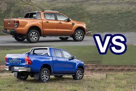 ford ranger 2016 benim otomobilim 2016 ford ranger wildtrak vs 2016 toyota hilux revo