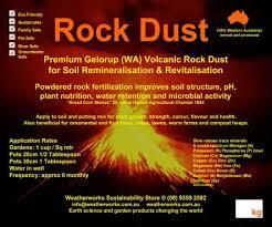 What Is Rock Dust For Gardens Rock Dust Volcanic Rock Dust Rock Minerals Rock Dust Perth