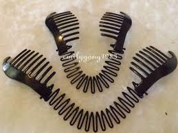 banana comb 3pcs new vintage large comb banana clip hair riser claw beautiful