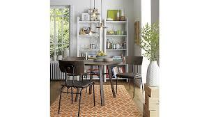 Pilsen Salt Bookcase Crate And Barrel - Crate and barrel dining room tables