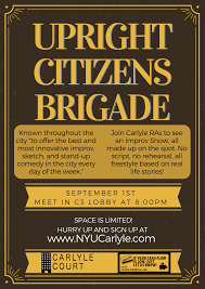 upright citizen u0027s brigade u2014 carlyle court