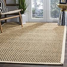 6 Square Area Rug 6 X6 Square Sisal Indoor Outdoor Area Rug Carpet