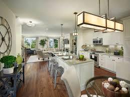 Kitchen Room  Design Oversized Wall Clocks In Kitchen Beach Style - Family room lighting ideas