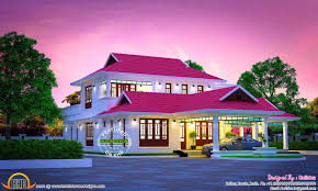 july kerala home design and floor plans house plan traditional in
