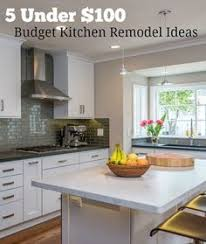 Simple Kitchen Remodel Ideas 101 Smart Home Remodeling Ideas On A Budget Air Conditions