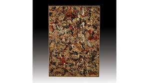 7 Best Painting Images On by Lost Jackson Pollock Painting Found In A Garage Could Be Worth 15