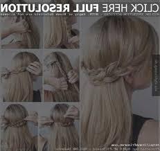 Einfache Frisuren Zum Selber Machen Lange Haare by The 25 Best Einfache Frisuren Lange Haare Ideas On