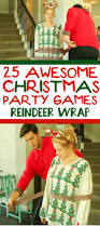 Funny Christmas Party - 25 hilarious minute to win it christmas games for kids and adults