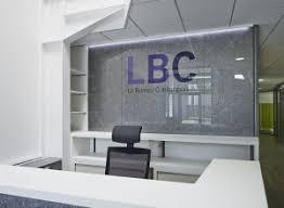 bureau contemporain le bureau contemporain lbc mobilier bureau com