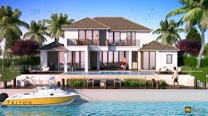 bungalow design 3d bungalow and villa elevation walkthrough plan 3d