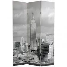 room dividers 6 ft tall new york scenes room divider roomdividers com