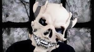 halloween skeleton masks demon skull mask halloween masks trendyhalloween com youtube