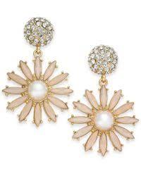 concepts earrings lyst shop women s inc international concepts earrings from 8