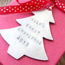 Baby S First Christmas Photo Bauble by Personalised Christmas Decorations Ireland U2013 Decoration Image Idea