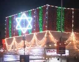 Home Decoration Lights India | decorative lights illuminate india s pink city on diwali indtvusa