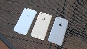 Gray And Gold Iphone 6 Space Gray Vs Gold Vs Silver Youtube