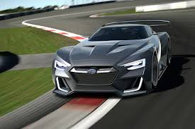 subaru coupe 2016 subaru is working on a 300hp mid engine coupe says report