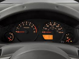 nissan frontier zero km image 2008 nissan frontier 2wd king cab i4 man xe instrument