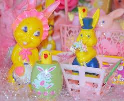 easter decorations on sale 150 best easter images on easter bunny vintage
