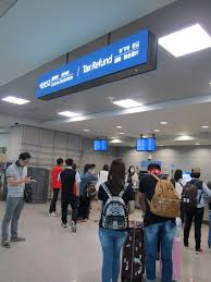 korea how to claim tax refunds at incheon int u0027l airport for two