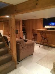 paint suggestions for wood basement