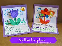 homemade birthday card card design ideas
