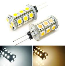best g4 led 360 degree mini light 18 smd 5050 led marine cer
