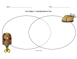 Date Of First Thanksgiving The Write Combo Fall Freebie Pilgrim Graphic Organizer