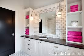 Zebra Bathroom Ideas Best 50 Pink And Black Bathroom Decorating Ideas Inspiration