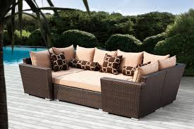 Modular Wicker Patio Furniture - outdoor furniture sunbrella ebay