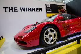 custom mclaren f1 mclaren f1 selected as u0027greatest supercar ever u0027 classiccars com