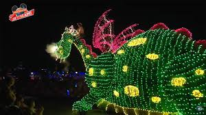 disney electric light parade disney live streams main street electrical parade before it leaves