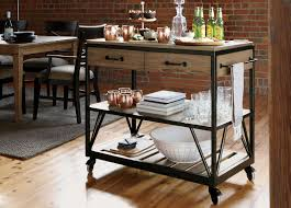 dining room serving tables beam serving cart ethan allen upgrade your friday get together