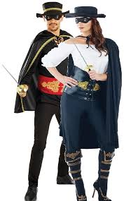couples highway bandits fancy dress costume fancy me limited