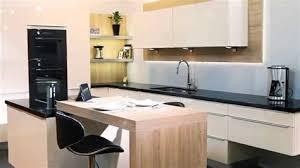 exemple de cuisine ouverte modele cuisine ouverte avec bar 13 cuisine 233quip233e