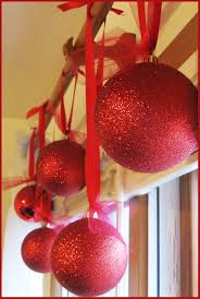 diy ornaments styrofoam covered in glitter much less expensive