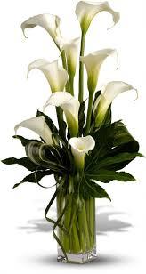dc flower delivery calla flower arrangements flower delivery rockville md