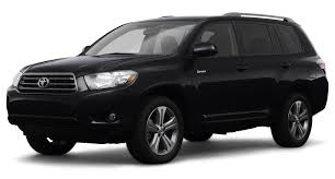 amazon com 2008 toyota highlander reviews images and specs