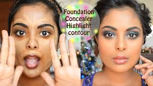 camera ready foundation concealer contouring color correction