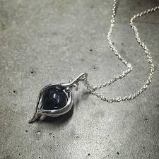 eye pendant necklace images Intenebris eye of iolite crystal pendant intenebris by js jpg