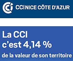 chambre de commerce alpes maritimes performance mesurez l empreinte économique de la cci côte d