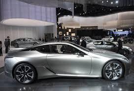 lexus auto show vancouver los 11 debuts más impresionantes del auto show de detroit autos