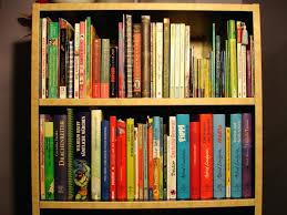 Bookshelf Online Seamless Pattern Library Bookshelf Books Stock Vector Book Guelph