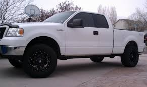 ford f150 rims 17 inch post pics of 33 inch tires f150online forums
