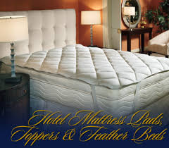 bed pillow toppers atlantic hospitality hotel mattress pads and hospitality